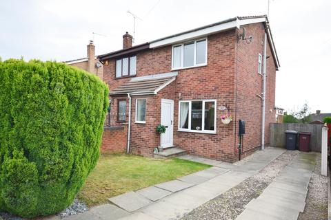 2 bedroom semi-detached house for sale - Curlew Avenue, Eckington, Sheffield, S21