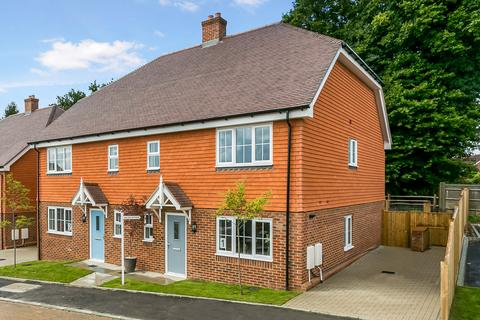 3 bedroom semi-detached house for sale - Plot 1 Aspect Wood