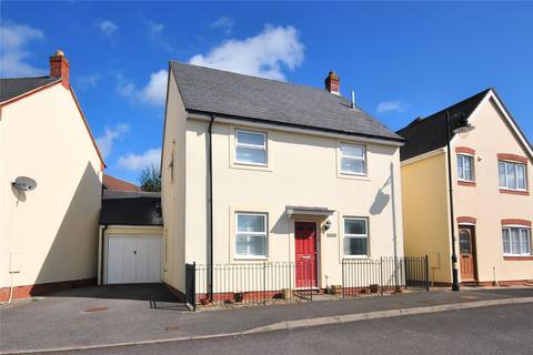 3 bedroom detached house for sale - Nichol Place, Cotford St. Luke, Taunton, Somerset, TA4