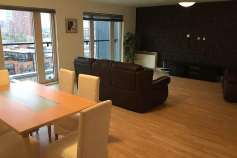 2 bedroom flat to rent - Royal Arch Apartments, The Mailbox, Wharfside Street