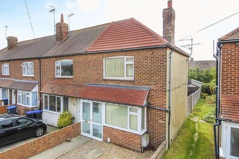 3 bedroom end of terrace house for sale - Worthing