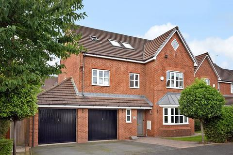 5 bedroom detached house for sale - Roscommon Way, Widnes