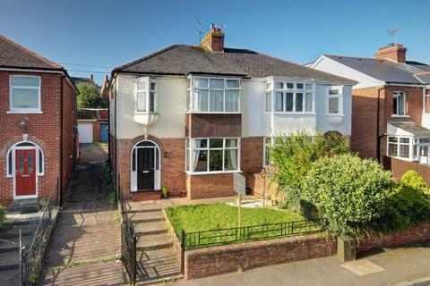 3 bedroom semi-detached house for sale - Stanwey, Heavitree, Exeter