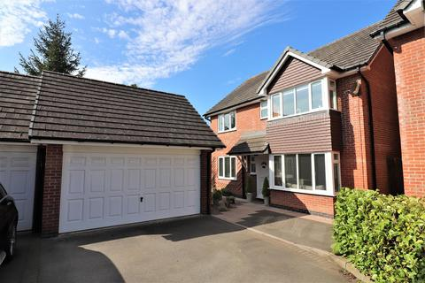 4 bedroom detached house for sale - Oaktree Rise, Off Wood Road, Codsall