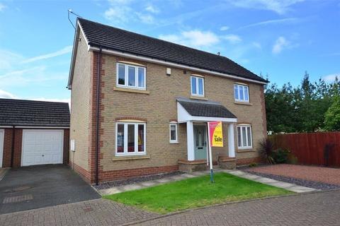 4 bedroom detached house for sale - Hopyard Court, Howden, Goole, DN14