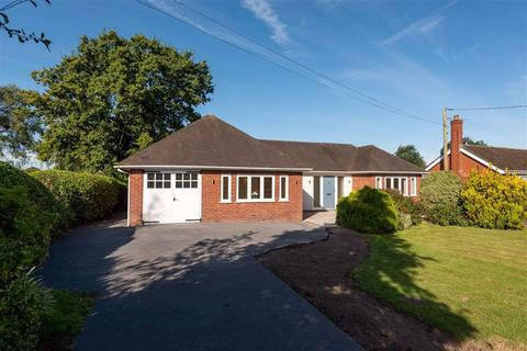 3 bedroom detached bungalow for sale - Dig Lane, Nantwich, Cheshire