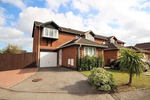 2 bedroom end of terrace house for sale - Hatfield Gardens, Bournemouth, BH7