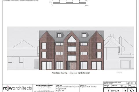 Industrial development for sale - Cyprus Road, Burgess Hill