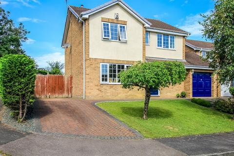 4 bedroom detached house for sale - Middleham Way, Woodham, Newton Aycliffe