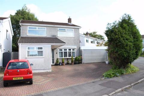 4 bedroom detached house for sale - Ffordd Talfan, Garden Village