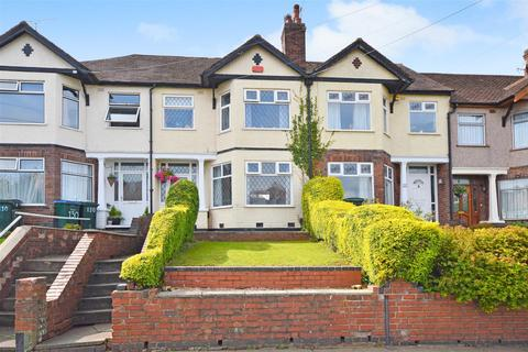 3 bedroom terraced house for sale - Prince Of Wales Road, Chapelfields, Coventry