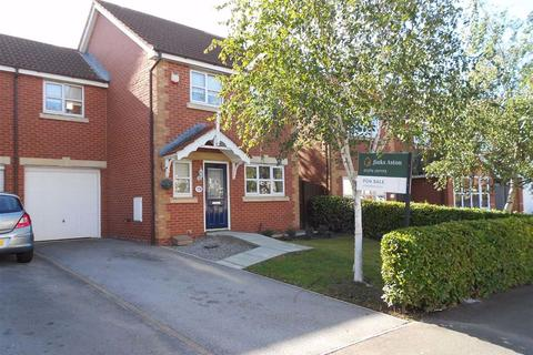 3 bedroom link detached house for sale - Stewart Street, Crewe, Cheshire