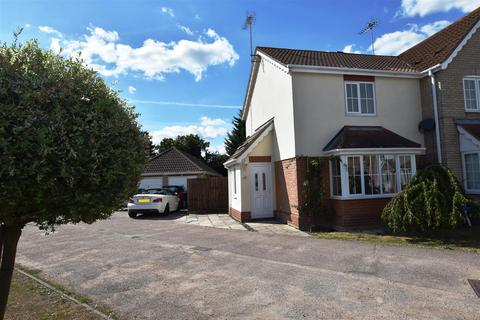 2 bedroom end of terrace house for sale - Holkham Avenue, South Woodham Ferrers