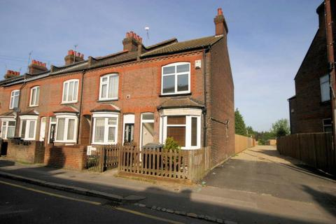 2 bedroom end of terrace house to rent - Round Green