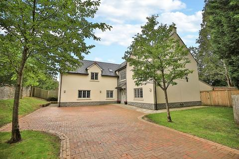 5 bedroom detached house for sale - Ty Melys, Westra Cross, St Andrews Road, Dinas Powys CF64 4HB