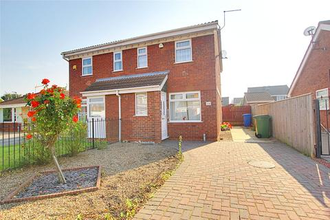 2 bedroom semi-detached house for sale - Willow Drive, Thorngumbald, Hull, East Yorkshire, HU12