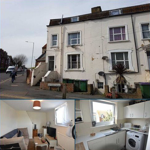 1 bedroom flat for sale - Flat C, 30 Victoria Grove, Folkestone