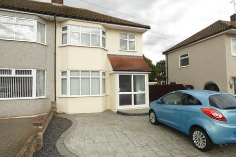 3 bedroom end of terrace house for sale - Stour Way, Upminster RM14
