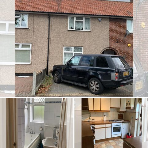 2 bedroom semi-detached house to rent - becontree avenue, Dagenham RM8
