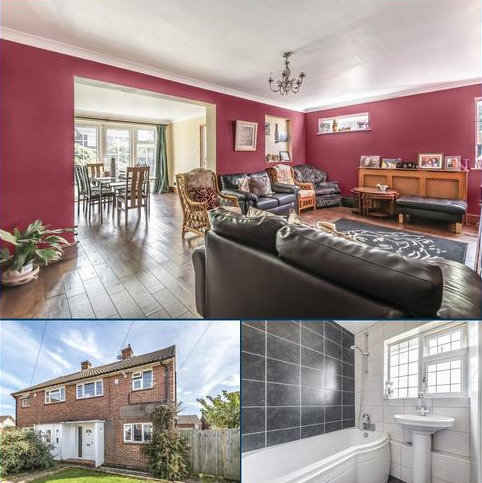 3 bedroom semi-detached house for sale - The Rise Bexley DA5