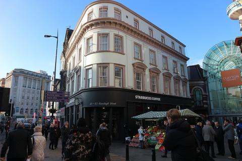 1 bedroom flat to rent - Flat 7, 16 Cases Street, Liverpool, Merseyside, L1