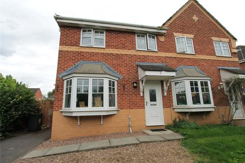 3 bedroom semi-detached house for sale - Conrad Close, Crewe, Cheshire, CW1