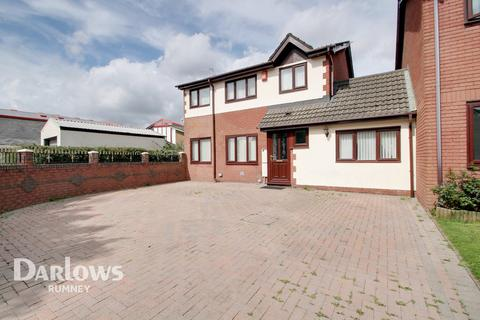 4 bedroom detached house for sale - Willowherb Close, Cardiff