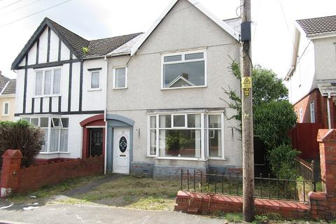 2 bedroom semi-detached house for sale - Grove Road, Clydach, Swansea, City And County of Swansea.