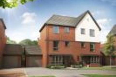 4 bedroom semi-detached house for sale - The Stoke, Longbridge Place