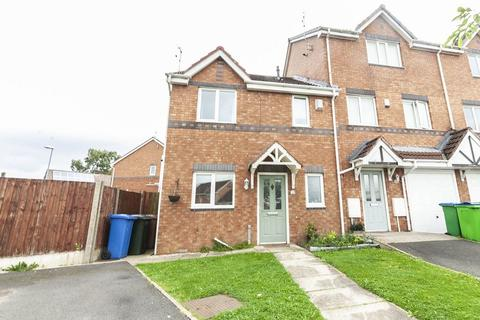 3 bedroom semi-detached house to rent - Cauldale Close, Middleton, Manchester, M24