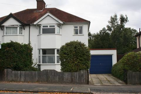 3 bedroom semi-detached house to rent - Off Banbury Road, Oxford