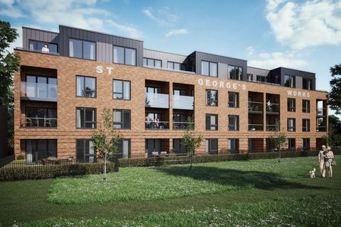 2 bedroom ground floor flat for sale - Plot 18, Flat 19 St Georges Works