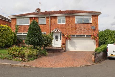 4 bedroom detached house for sale - Ambleside Close, Halfway