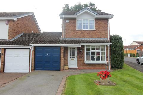 2 bedroom detached house for sale - Needhill Close, Knowle