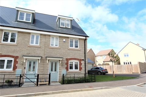 3 bedroom semi-detached house to rent - Quarry Field, Ridgeway Farm, Swindon, SN5