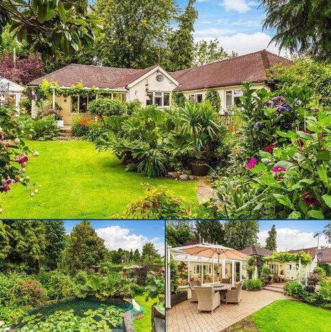 4 bedroom bungalow for sale - Reigate Road, Hookwood, Horley, Surrey, RH6