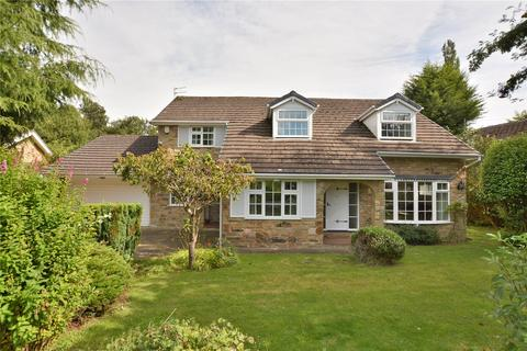 4 bedroom detached house for sale - Heather Vale, Scarcroft, Leeds, West Yorkshire