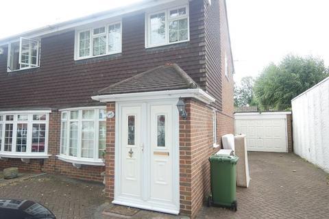 2 bedroom semi-detached house to rent - Longlands Road, Sidcup DA15
