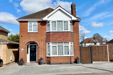 3 bedroom detached house for sale - Eastfield Road, Weddington, Nuneaton