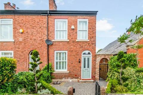 4 bedroom end of terrace house for sale - Hale Road, Hale