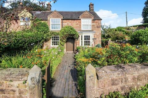 2 bedroom cottage for sale - Heaton, Rushton Spencer, SK11