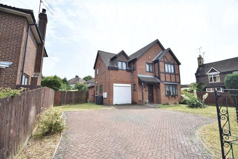 4 bedroom detached house for sale - Grange Avenue, Luton