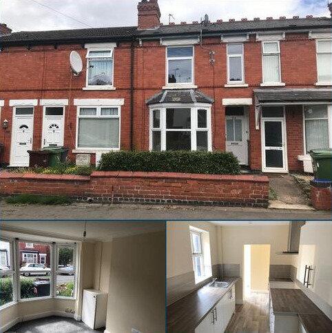 2 bedroom terraced house to rent - Bruford Road, Wolverhampton WV3