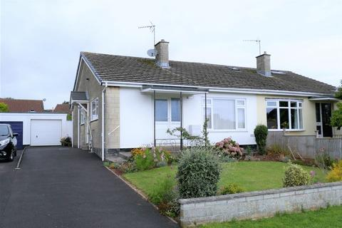 2 bedroom semi-detached bungalow for sale - Sunridge Park, Midsomer Norton