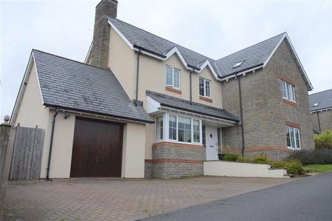 4 bedroom detached house for sale - Dukefield, Three Crosses, Swansea