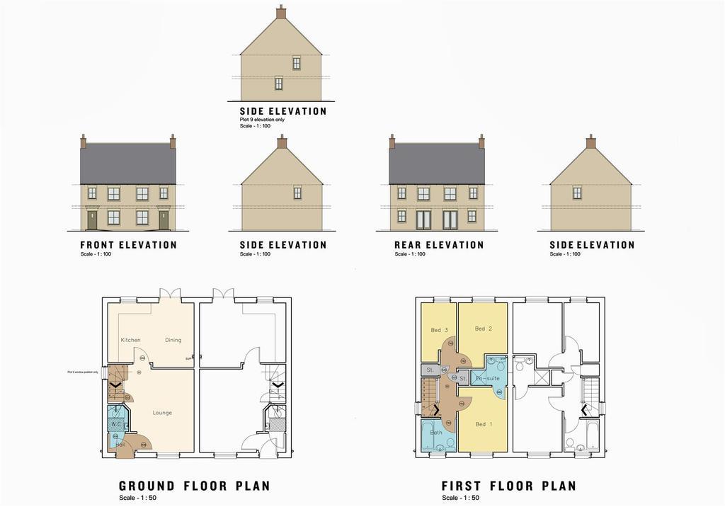 Floorplan 2 of 8: Type B