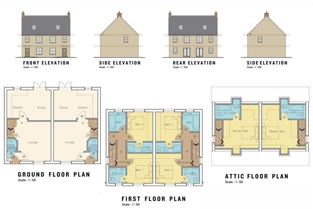 Floorplan 3 of 8: Type B1