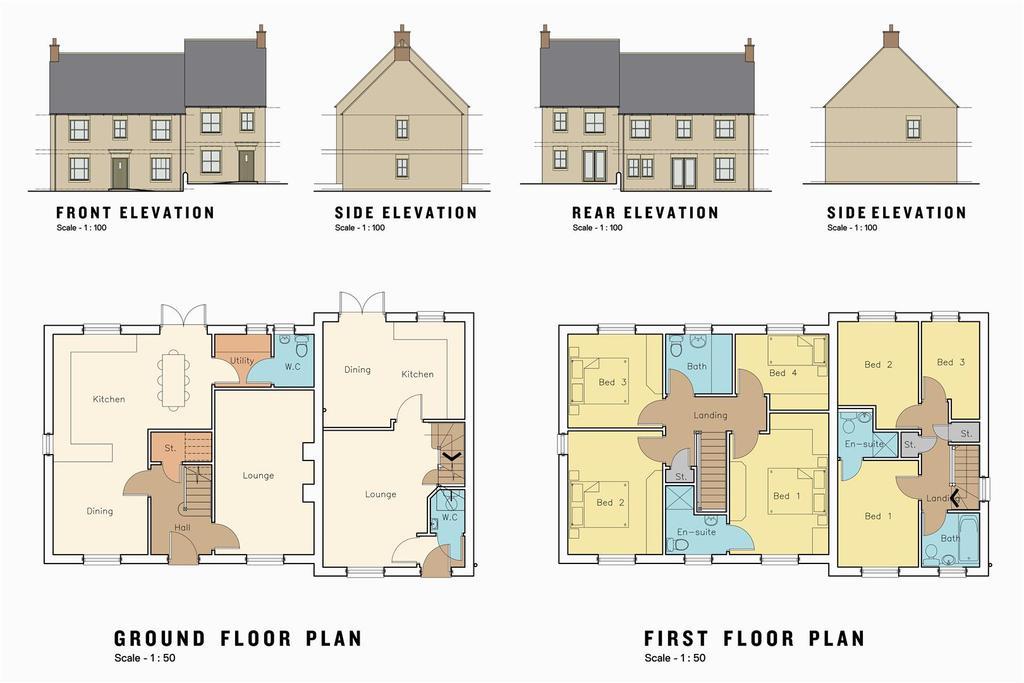 Floorplan 4 of 8: Type C