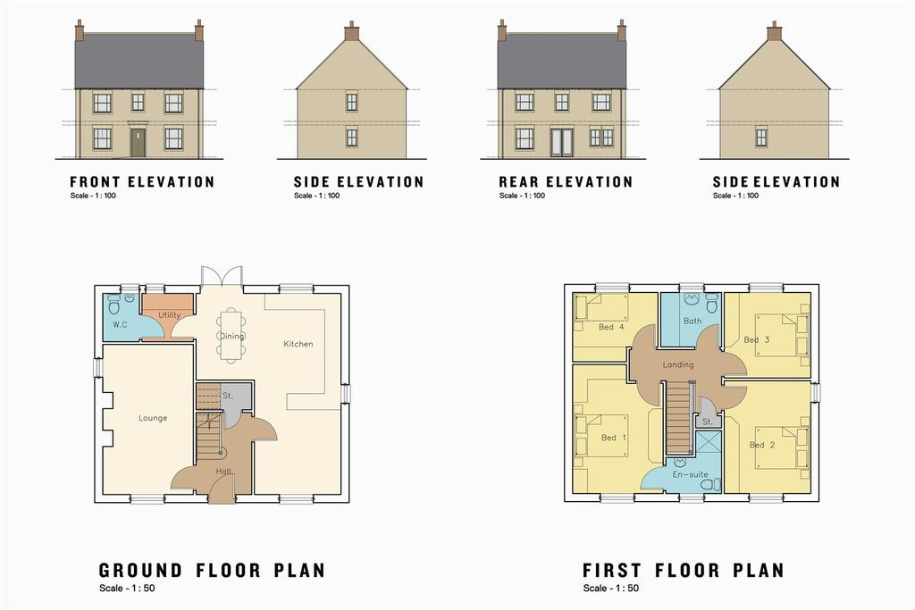 Floorplan 5 of 8: Type D