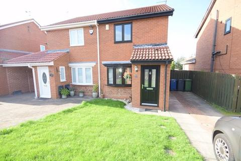 2 bedroom semi-detached house to rent - Beaconside, South Shields